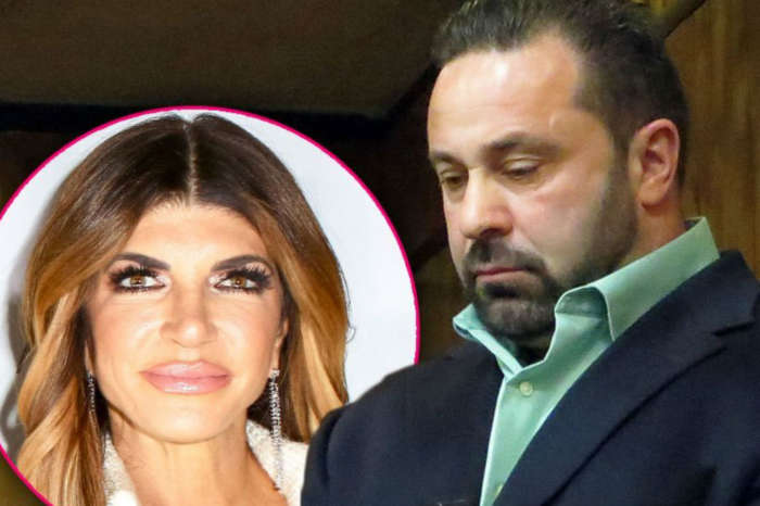 Joe Giudice Departs For Italy After Being Released From ICE Custody