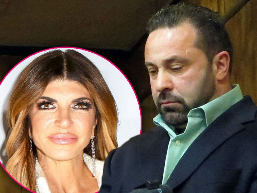 Teresa Giudice Reacts to Husband Joe Leaving the USA for Italy