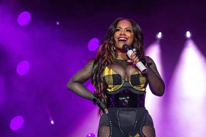 Kandi Burruss Stuns In Sheer Bodysuit - Check It Out!