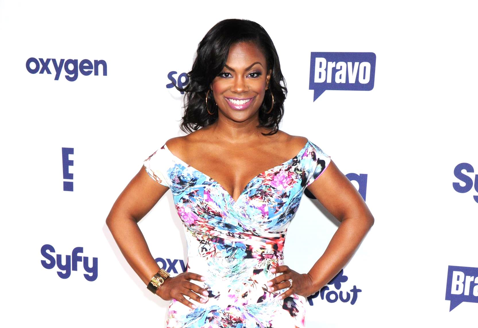 Kandi Burruss Supports A Young Designer And Fans Appreciate Her Kindness