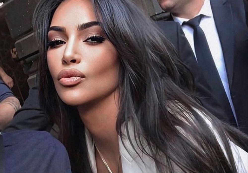 Kanye West & Kids Gave This Awesome Birthday Present To Kim Kardashian