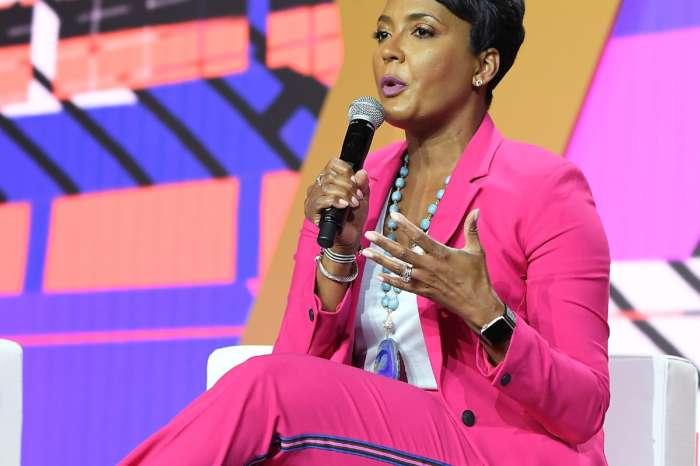 Keisha Lance Bottoms, Mayor Of Atlanta, Stomps For Joe Biden -- Will She Be Named VP?