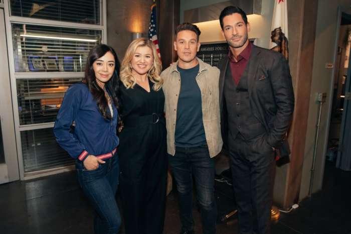 Kelly Clarkson Is A Lucifer Superfan And She's Breaking Season 5 News