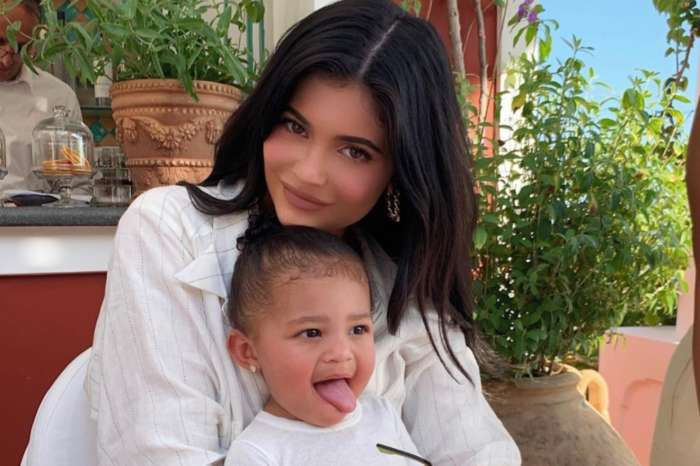 Kylie Jenner Sings Rise And Shine To Stormi And The Internet Is Freaking Out — Watch The Video
