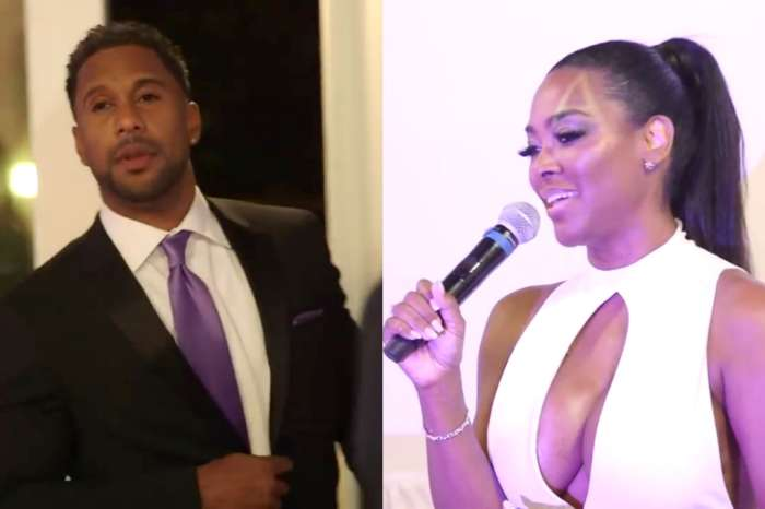 Are Kenya Moore And Marc Daly Pulling A Porsha Williams And Dennis McKinley Move? The RHOA Star Is Still Wearing Her Wedding Ring After Announcing Divorce