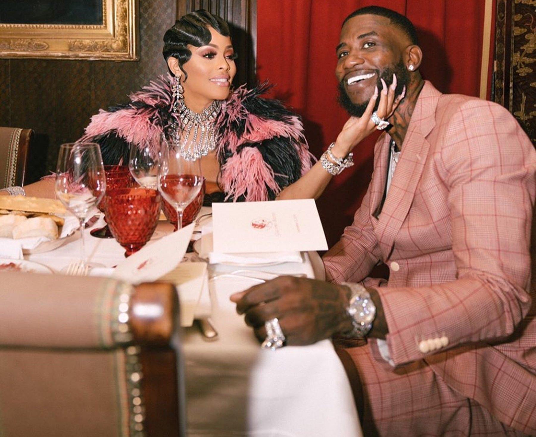 Keyshia Ka'oir Gucci Mane Snoop Dogg