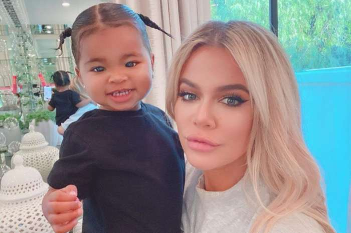 Khloe Kardashian Shares Selfies With True Thompson — 'Until The End Of Time It's You And I'