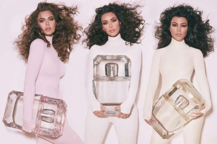 Khloe Kardashian Is Brunette For New KKW Fragrance Diamonds Collection Campaign And People Are Loving It!