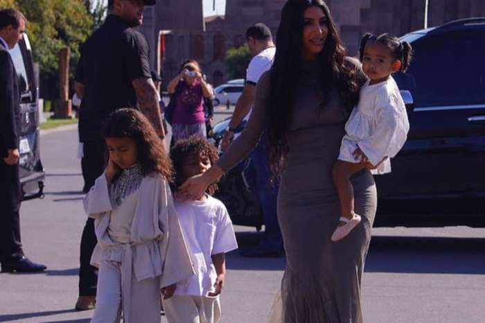 Kim Kardashian Brings Kids To Armenia For Baptism — Check Out The Video