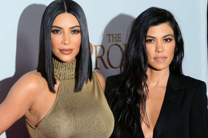 Sisters Kim And Kourtney Kardashians' Feud Is Reportedly Worse In Real Life!