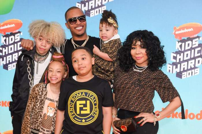 T.I.  And His Lady Love Tiny, Harris, Have Some Big News To Announce
