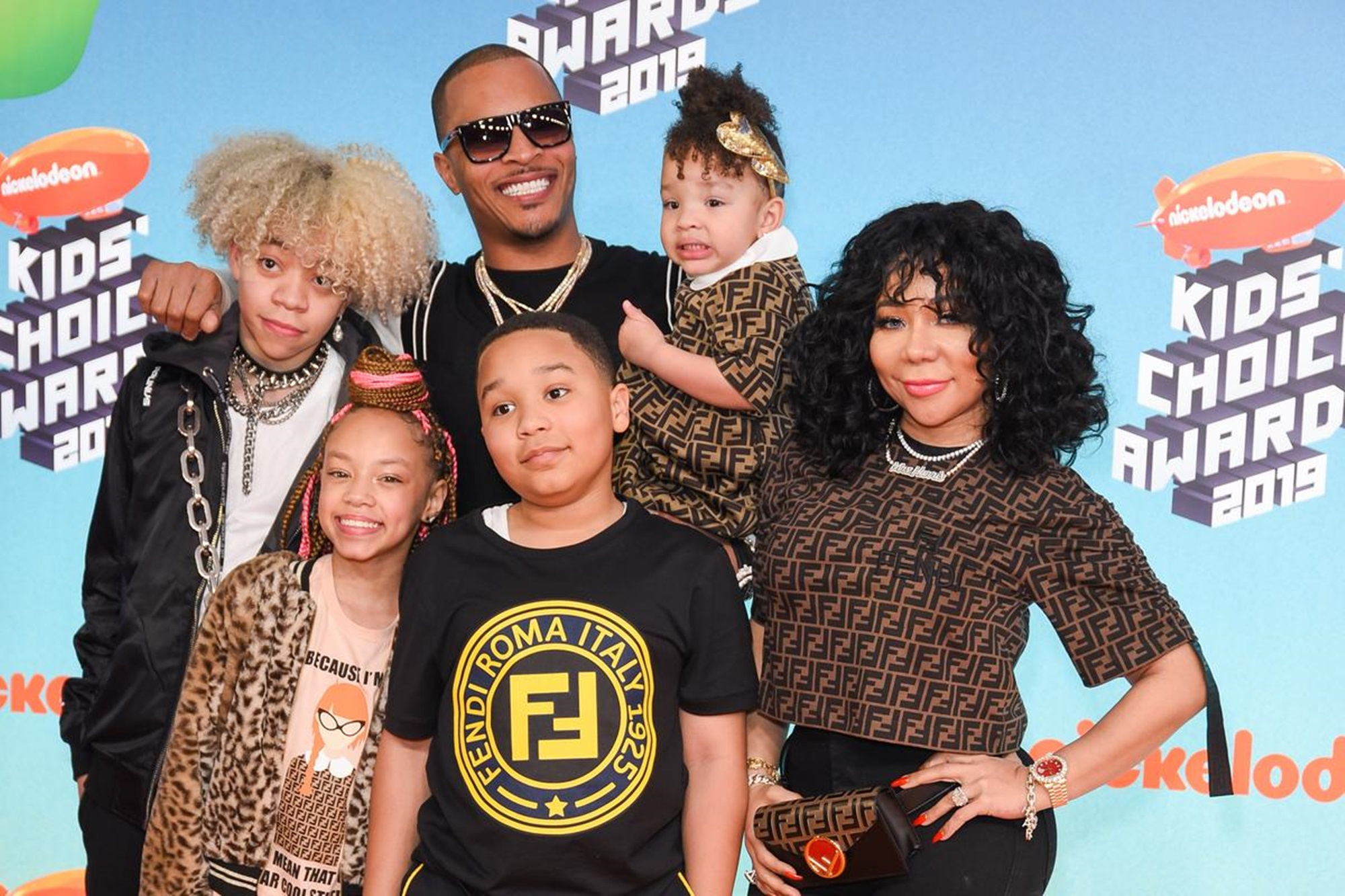 King T.I. Heiress Major Tiny Harris