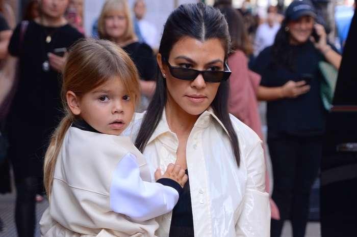 KUWK: Kourtney Kardashian's 4-Year-Old Son Flips Paparazzi Off In Viral Video!