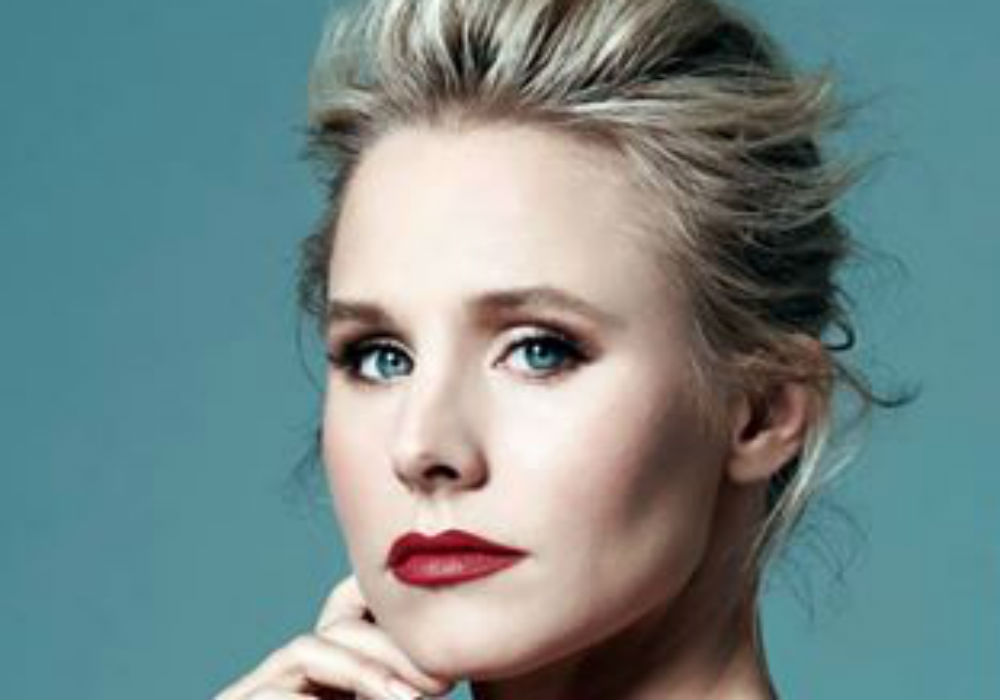 Kristen Bell Gets Candid About Dealing With Her Mental Health Issues
