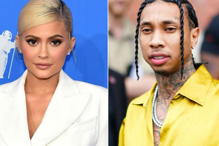 Tyga Steps Out With Model After Kylie Jenner Shuts Down Hook Up Rumors