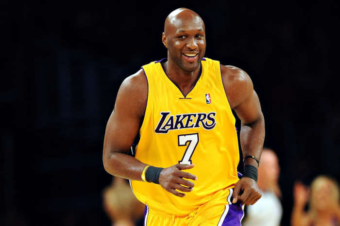 Lamar Odom Says His Relationship With Sabrina Parr Is The Most Serious And 'Committed' Relationship Of His Life