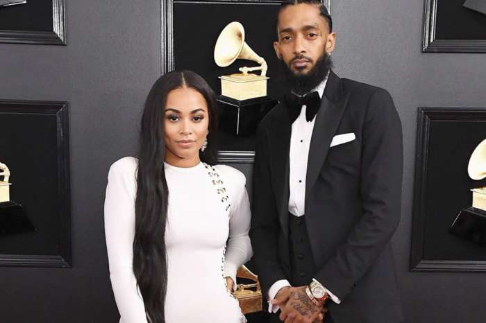 Nipsey Hussle's Team Has People Working On This Project To Make Sure He Gets His Rightful Place In History -- Lauren London's Fans Are Thrilled