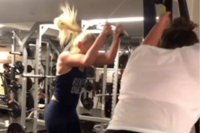 Lindsey Vonn Shares Videos As She Works Out With Pregnant Ashley Graham