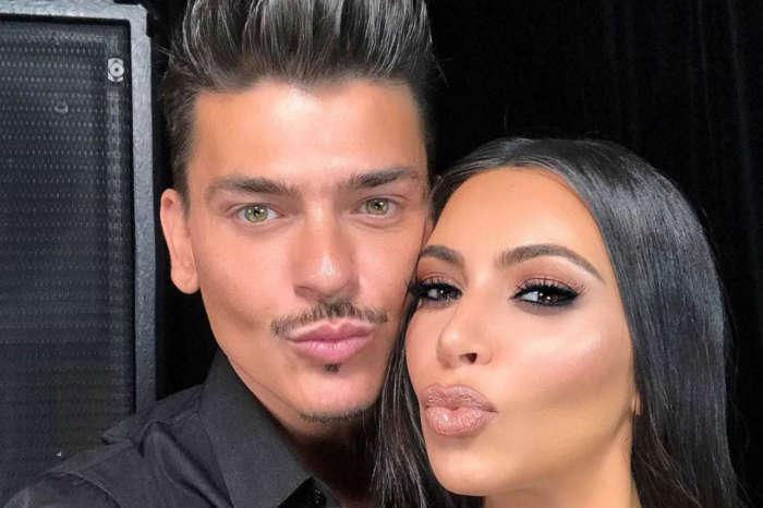 Kim Kardashian Makeup Artist Mario Dedivanovic Recalls Pressure To Stop Working With Her