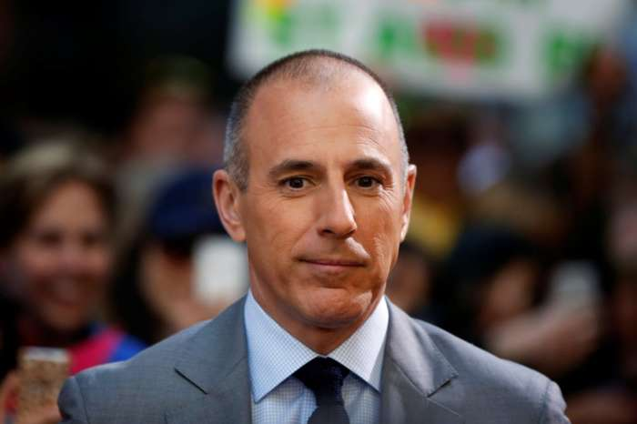 Matt Lauer Is Reportedly Gearing Up For An Interview With Former 'TODAY' Show Colleague Tamron Hall To Talk About His Firing From NBC, Divorce From Annette Roque And More -- Will Megyn Kelly Come Up?