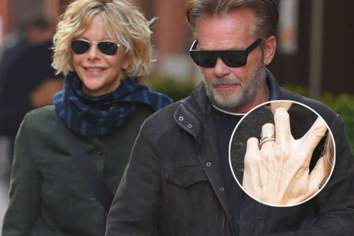 Meg Ryan And John Mellencamp Engagement Is Off - Actress Not Wearing Ring