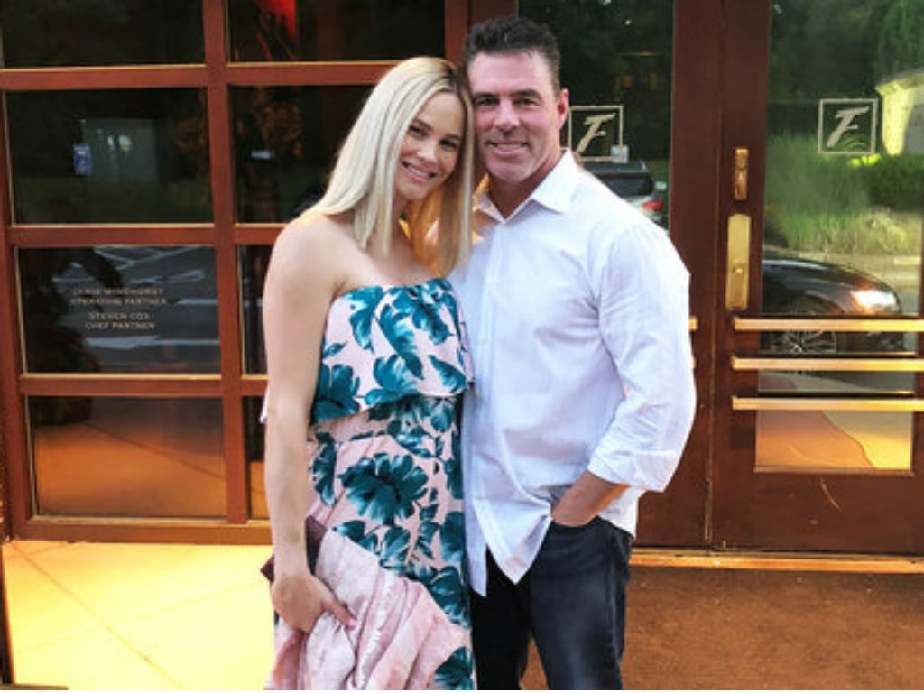 Jim Edmonds Accused of Nanny Affair Before Meghan King Divorce