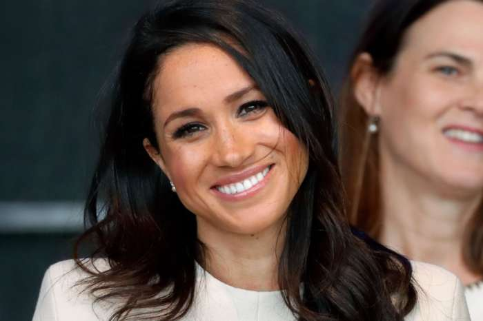 Meghan Markle Emotionally Reacts To Being A New Mom In The Media Spotlight