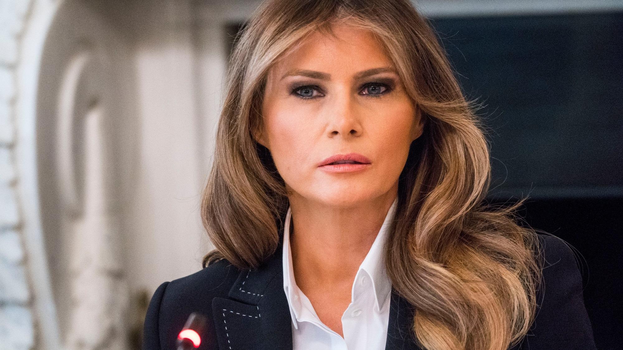 Melania Trump White House Tennis