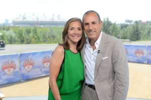 Matt Lauer Reportedly Cut All Contact With Meredith Vieira For This Reason