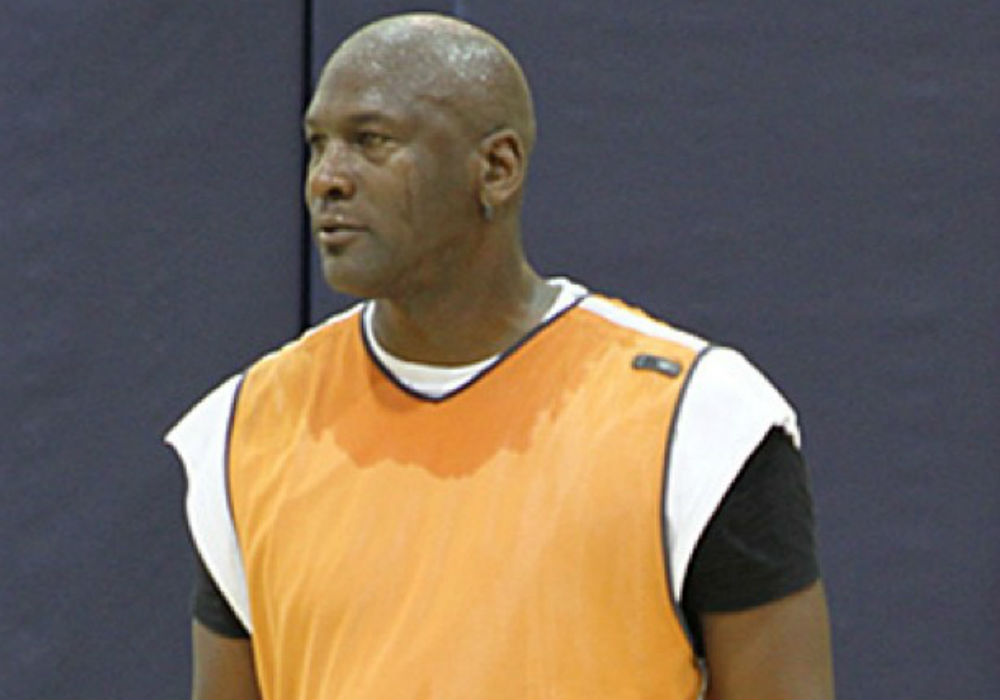 Michael Jordan Doesn't Think Steph Curry Is A Hall Of Famer And Fans Are Losing Their Minds