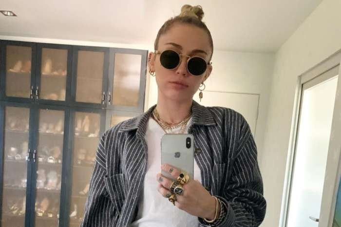 Miley Cyrus Addresses Backlash From Earlier Gay Comments — You Don't Choose Your Sexuality