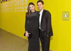 Miranda Kerr And Evan Spiegel Celebrate Birth Of Son Myles