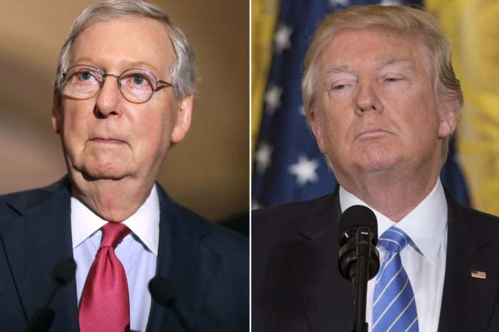 Donald Trump Calls Impeachment Inquiry 'Bullsh*t And A Coup' As Mitch McConnell Confirms Senate Would Be Forced To  Pick Up The Proceedings If They Pass Through The House