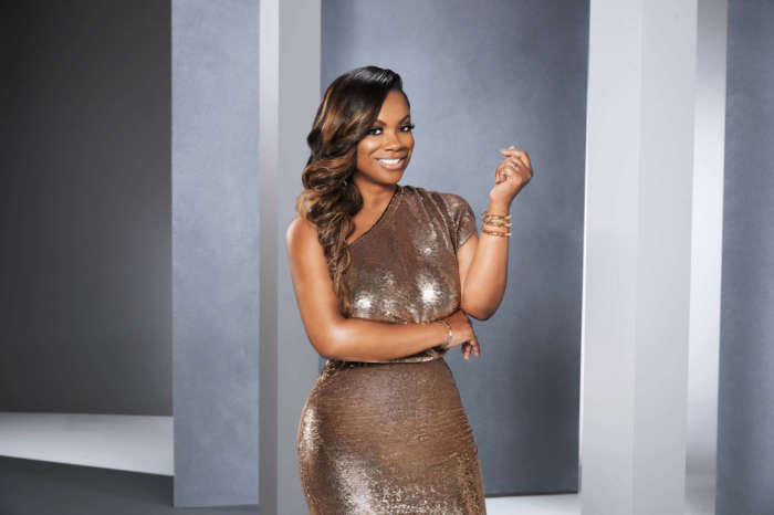 Kandi Burruss Poses With Cynthia Bailey In Red Outfits Are Fans Praise The Ladies