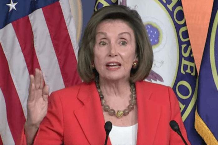 Watch As Nancy Pelosi Holds Press Conference Before Impeachment Of President Donald Trump Inquiry Vote