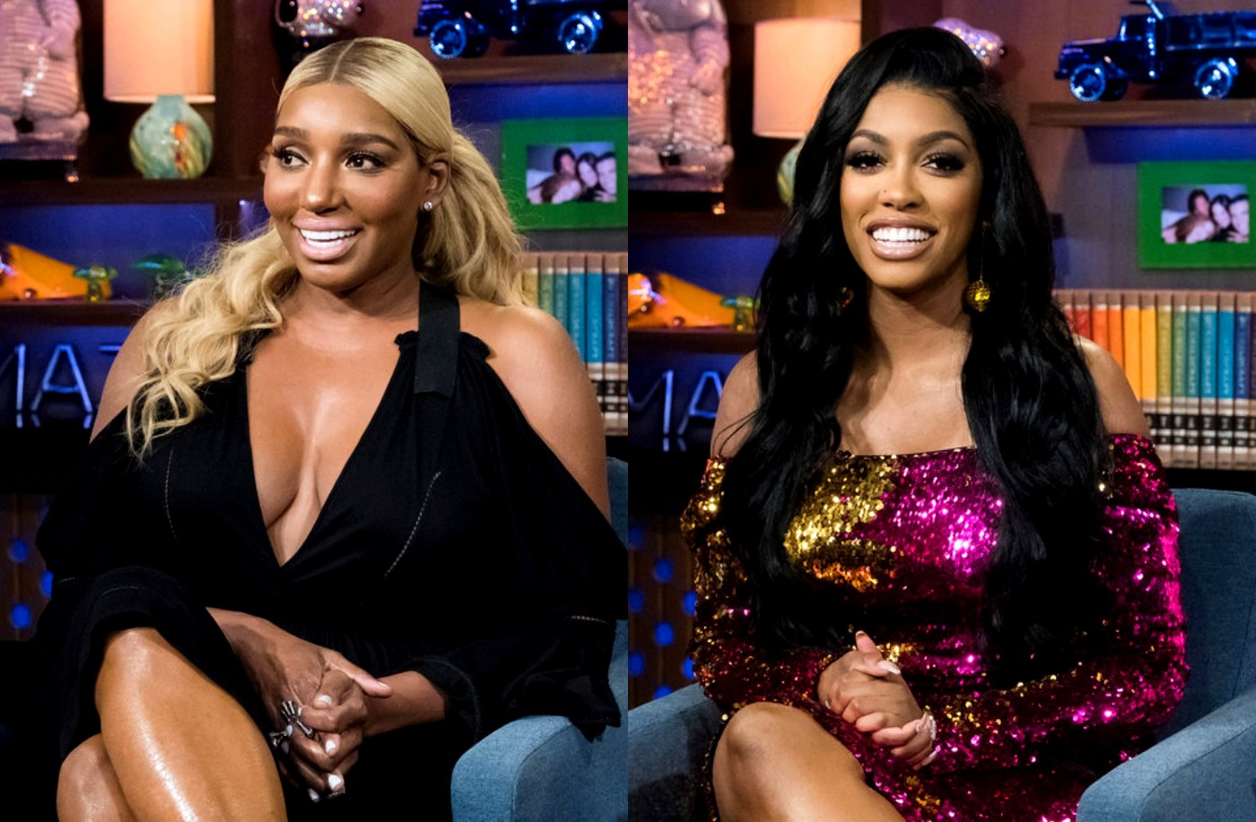 NeNe Leakes Calls Porsha Williams 'Sister' And Fans Are In Awe