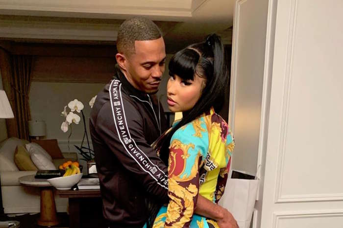 Nicki Minaj And Kenneth Petty Channel Harley Quinn And Joker For Halloween