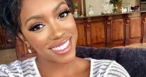 Porsha Williams' Recent Portrait Featuring Baby Pilar Jhena Has Fans Saying That She Has 'A Permanent Attitude'