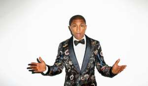 Pharrell Williams Claims He Now Understands Why His Song 'Blurred Lines' Was Problematic