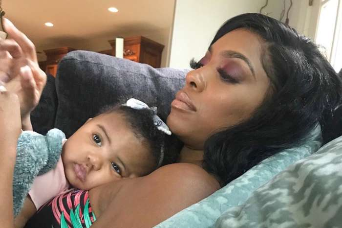 Porsha Williams Posts A New Photo Of Her 'Angel On Earth' Daughter Pilar Giving Everyone Attitude!