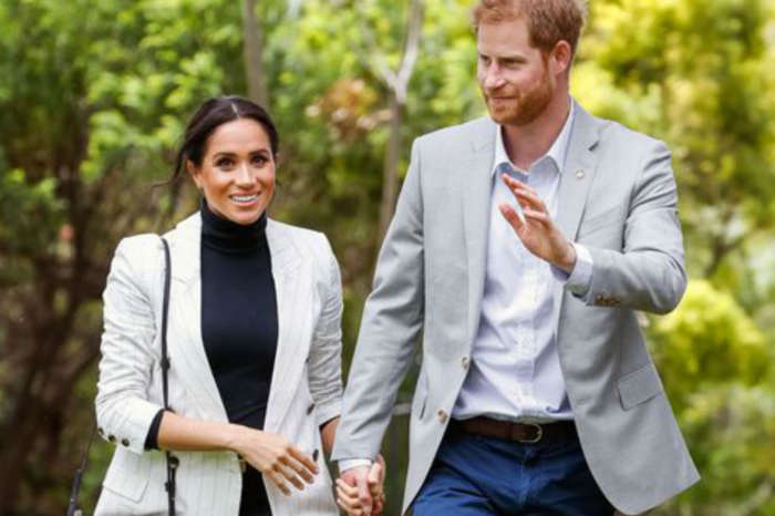 Prince Harry And Meghan Markle Reportedly Bringing Baby Archie To U.S. During 'Family Time Off'