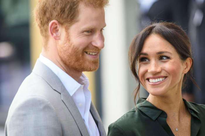 Prince Harry Calls Out British Press For Bullying Meghan Markle After Couple Files Lawsuit Against Tabloid