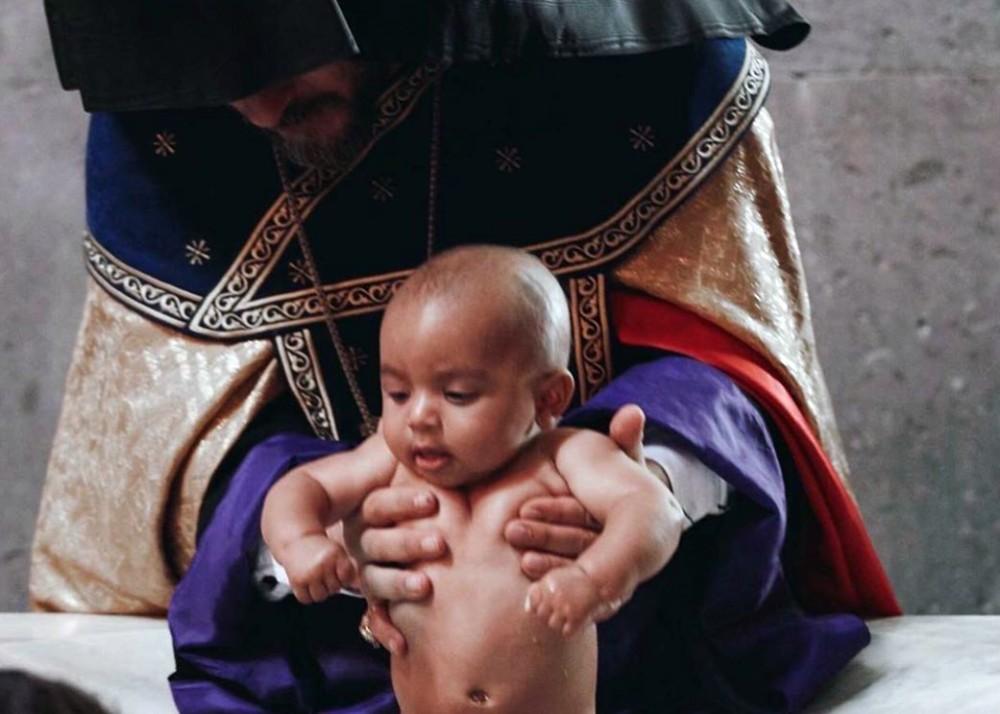 """kim-kardashian-shares-photos-of-psalm-saint-and-chicago-wests-armenia-orthodox-christian-baptism"""