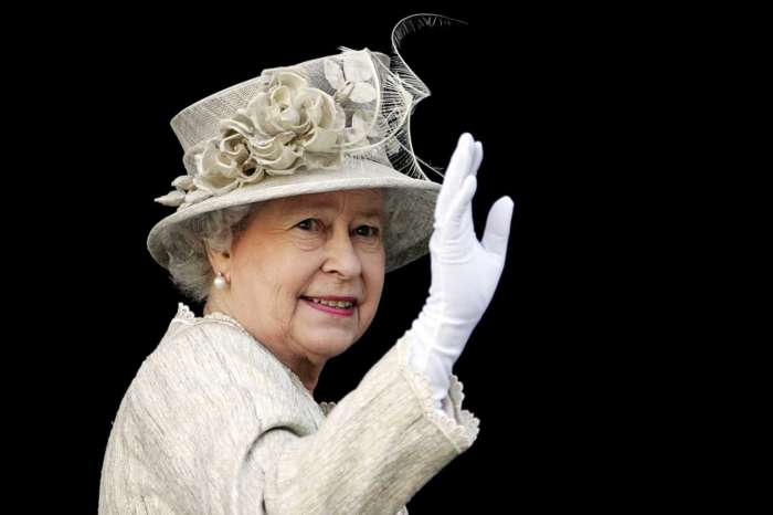Queen Elizabeth Reportedly Slapped Her Nephew In Front Of Elton John