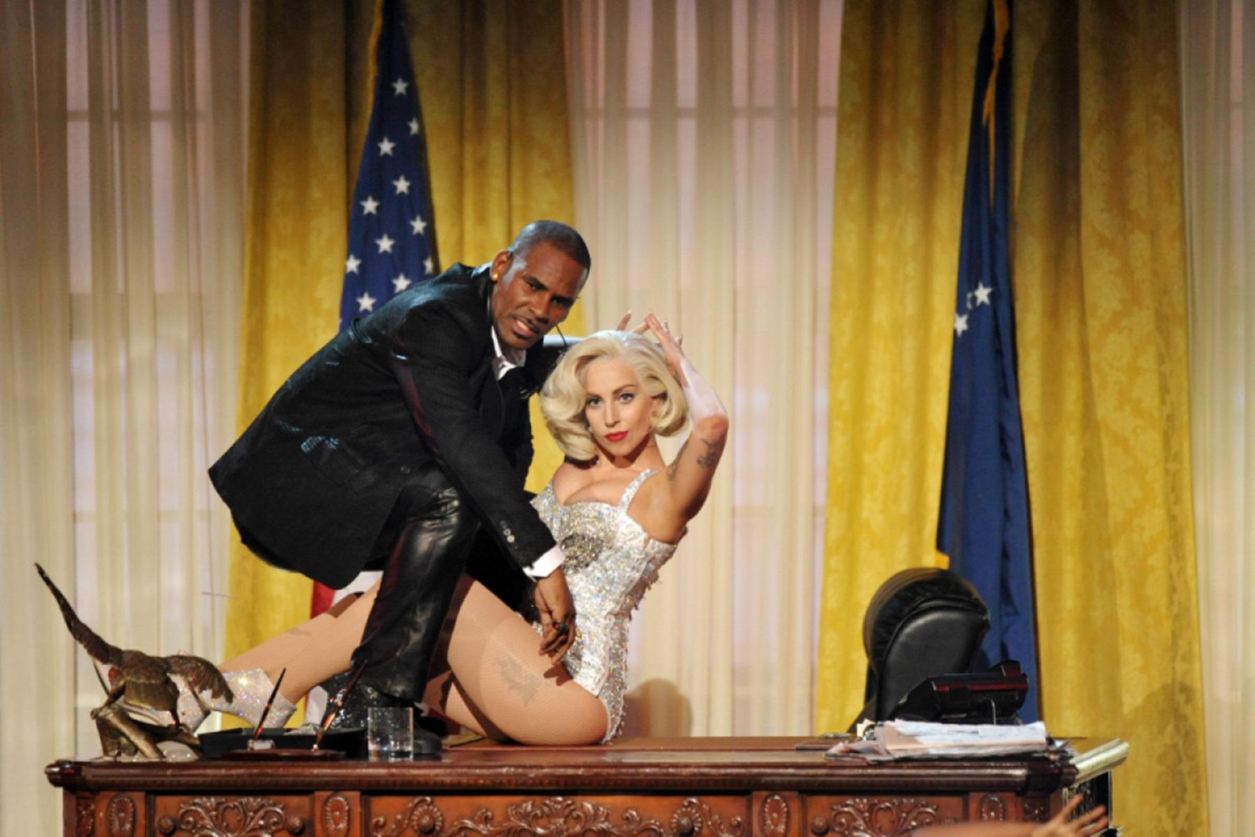 R. Kelly Lady Gaga Album Re-Release