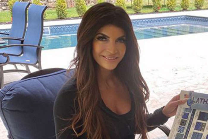 RHONJ - Did Teresa Giudice Just Confess To Hooking Up With Another Guy While Joe Giudice Was In Prison?
