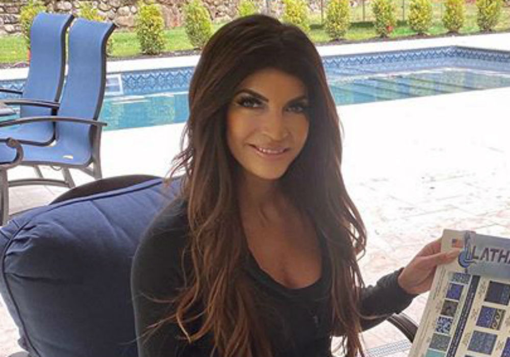 RHONJ - Did Teresa Giudice Just Confess To Hooking Up With Another Guy?