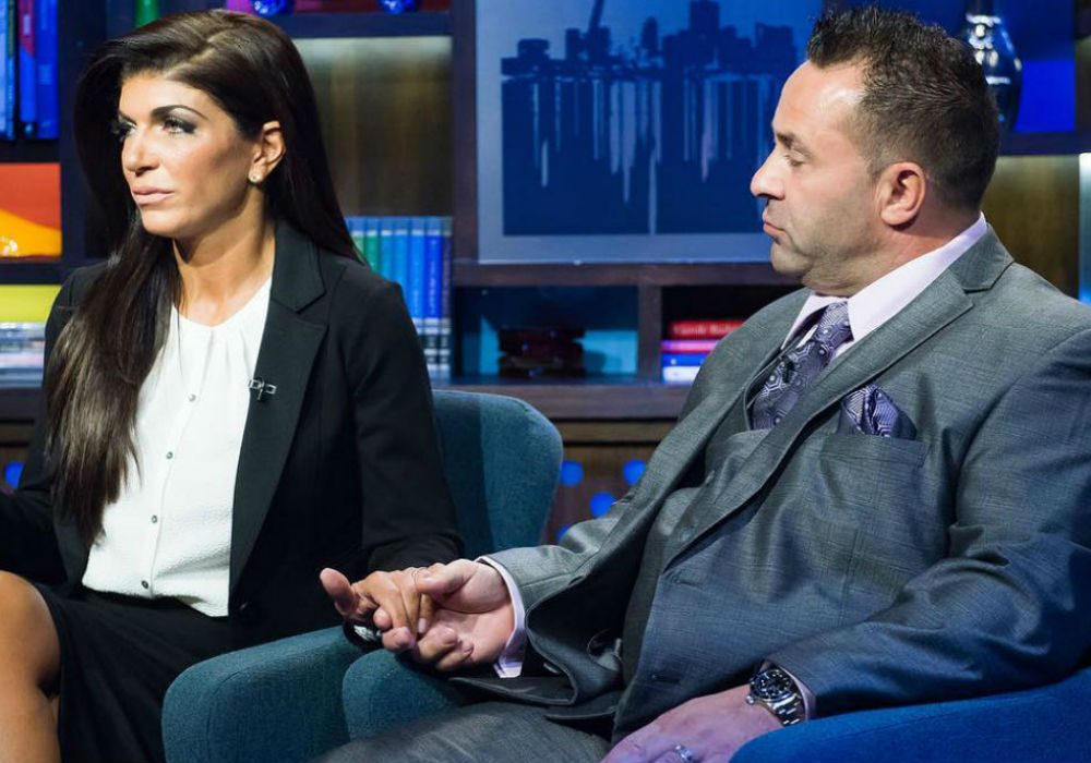 RHONJ -Teresa And Joe Giudice Ready To Tell All In Upcoming Bravo Special