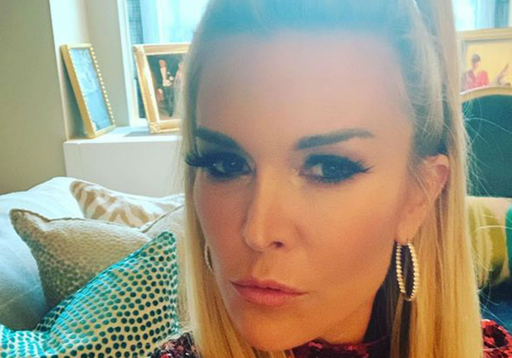 RHONY - Tinsley Mortimer And Scott Kluth Have Officially Rekindled Romance