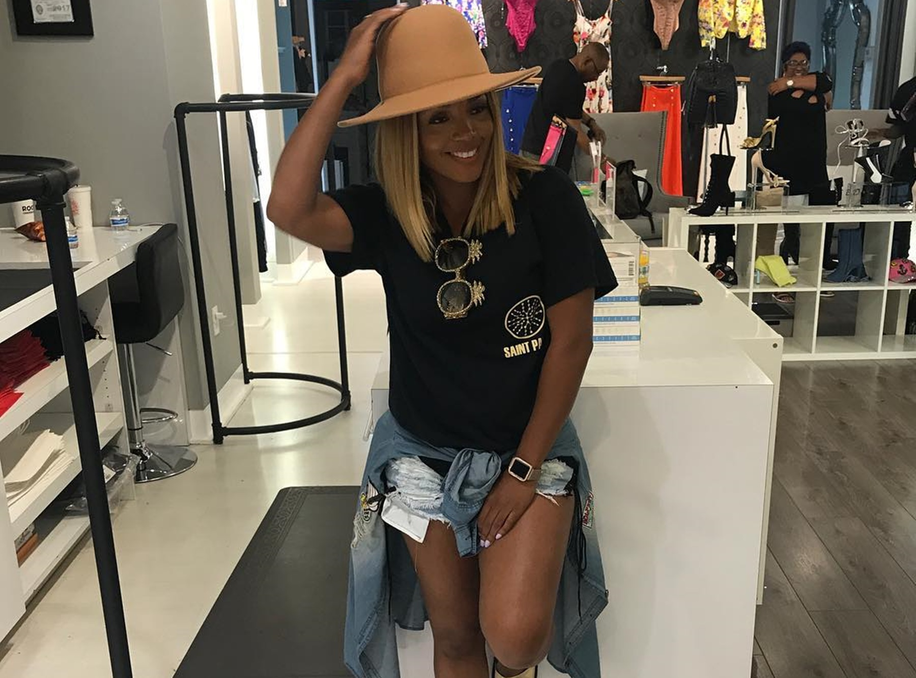 Rasheeda Frost Celebrates Her Sons, Ky And Karter For National Son Day - See Her Emotional Message